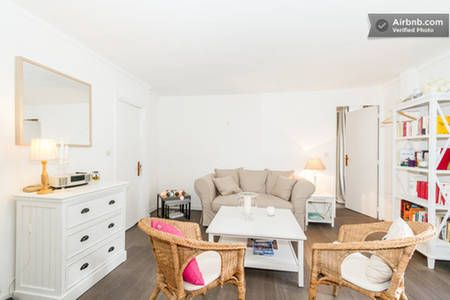 Check out this awesome listing on Airbnb: Cozy flat just next to Bon Marché in Paris - reasonable price, near lots of cafes bakeries and touristy sights