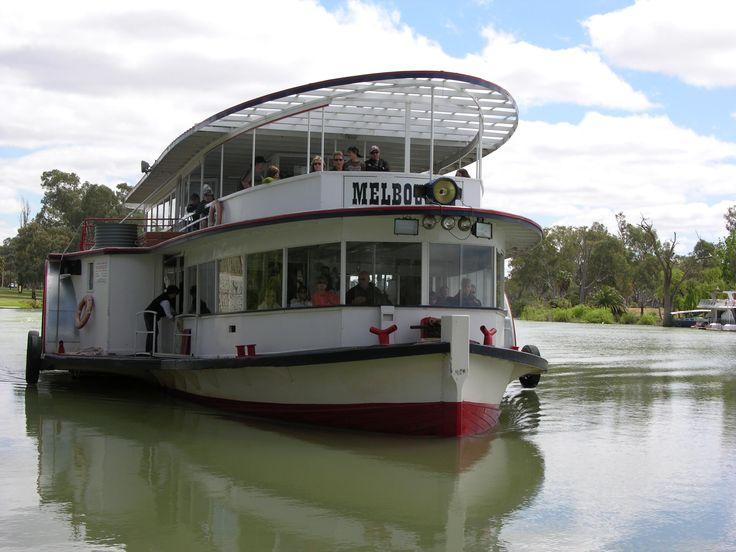 PS Melbourne, Mildura, Victoria, Australia