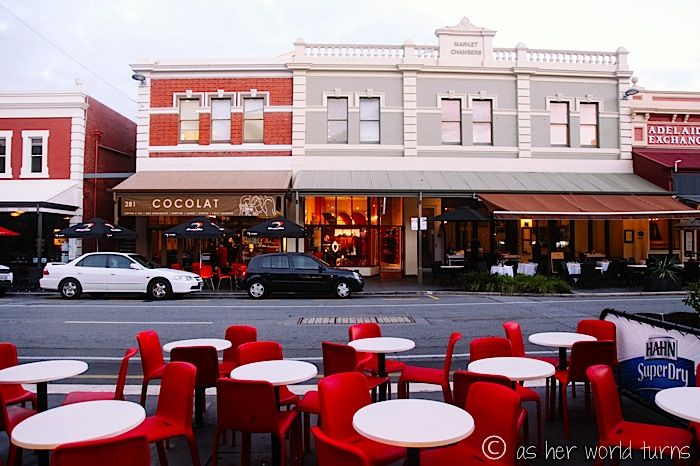 Adelaide, Australia --  Read more: http://www.asherworldturns.com/wrapping-up-kangaroo-island/