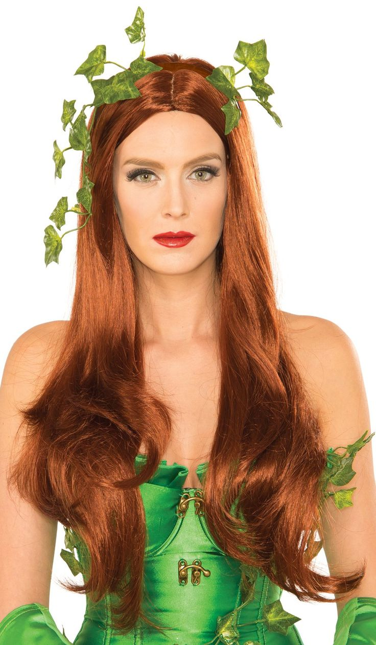 Poison Ivy Womens Headband from Buycostumes.com