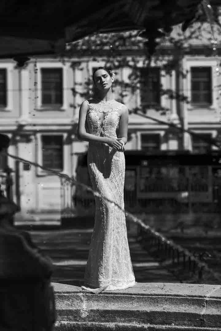 Nurit Hen Wedding Dresses 2016 | https://www.fabmood.com/nurit-hen-wedding-dresses-white-heart-bridal #bridal #weddingdresses #weddinggown