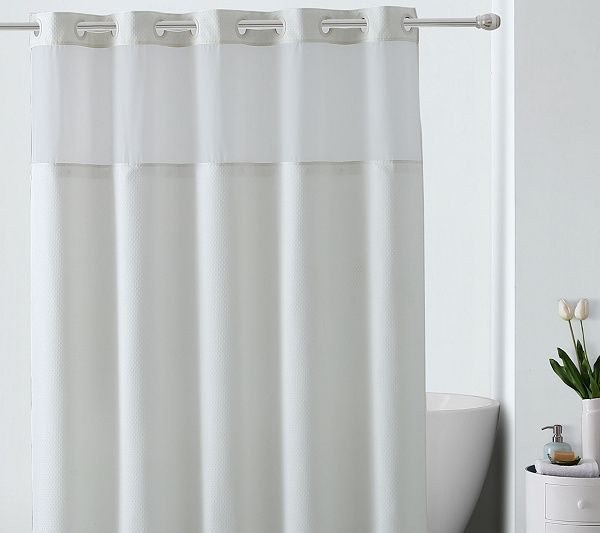 Hookless Palm Leaves 3 In 1 Shower Curtain Bedding In 2019