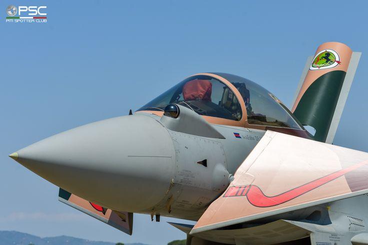 https://flic.kr/p/22WReGN | DGC_8823 | 36-12 Italian Air Force Eurofighter F-2000A Typhoon MM7318