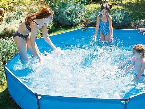 die besten 25 pool selber bauen ideen auf pinterest selber bauen pool schwimmbad selber. Black Bedroom Furniture Sets. Home Design Ideas
