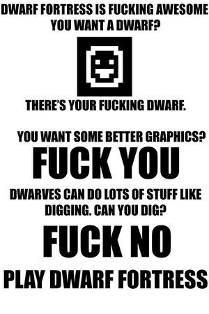 Dwarf Fortress - 1d4chan