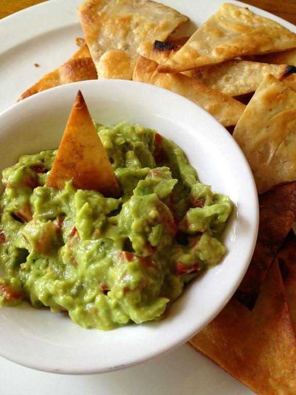simple guacamole | Homemade Salsa & Dips | Pinterest