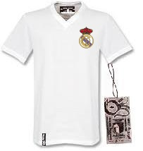 Real Madrid Playera Retro 1970