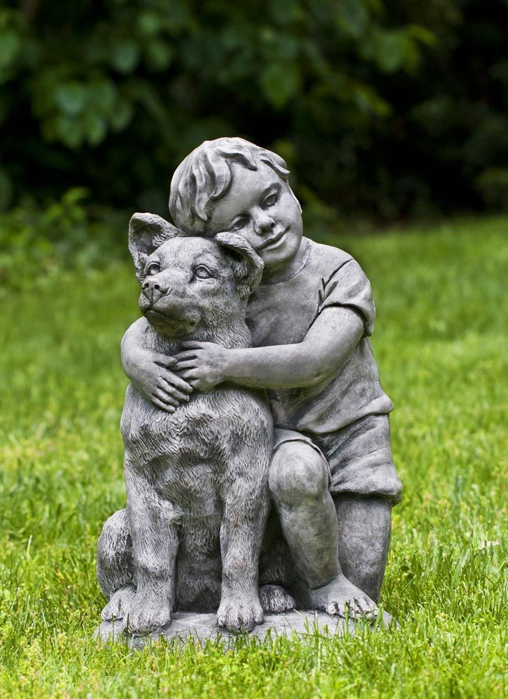 Dog Garden Decor House Decor Ideas