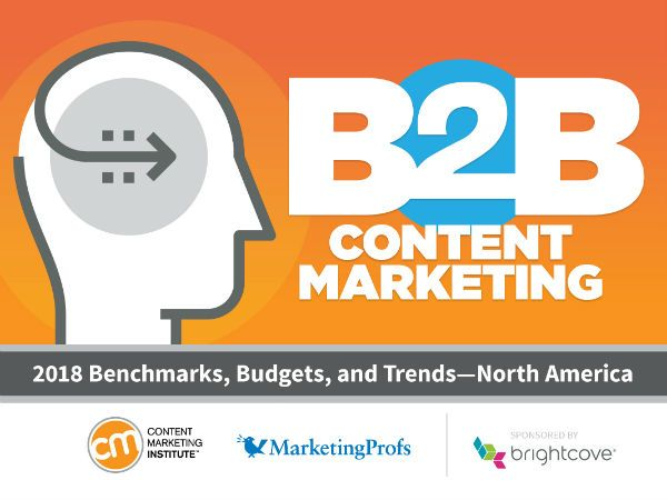 See some of the key learnings that we have uncovered from Content Marketing Institute and MarketingProfs 2018 B2B content marketing report.