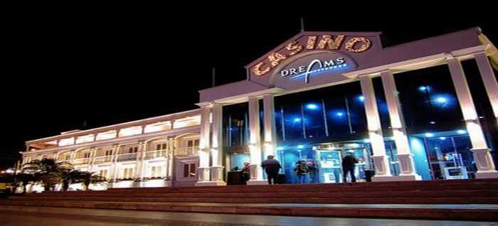 Mundo #Dreams Casino Iquique #Chile - #Pinterest-Casinos-About-Chile
