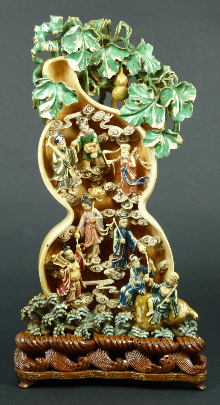 Best images about ivory carving on pinterest