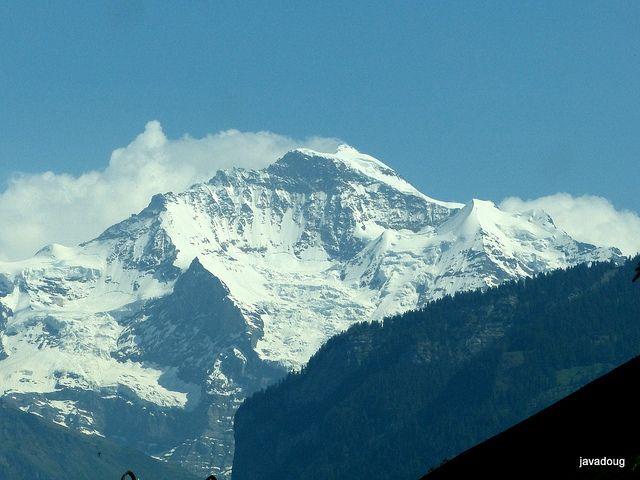 Jungfrau Berg, Interlaken, Switzerland | Flickr - Photo Sharing!
