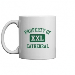 Cathedral High School - Boston, MA   Mugs & Accessories Start at $14.97