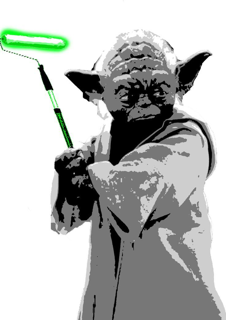 Yoda   Follow Kreuzart on Facebook, Instagram and Youtube