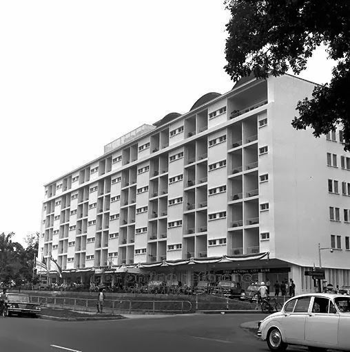 Singapura Intercontinental 1963