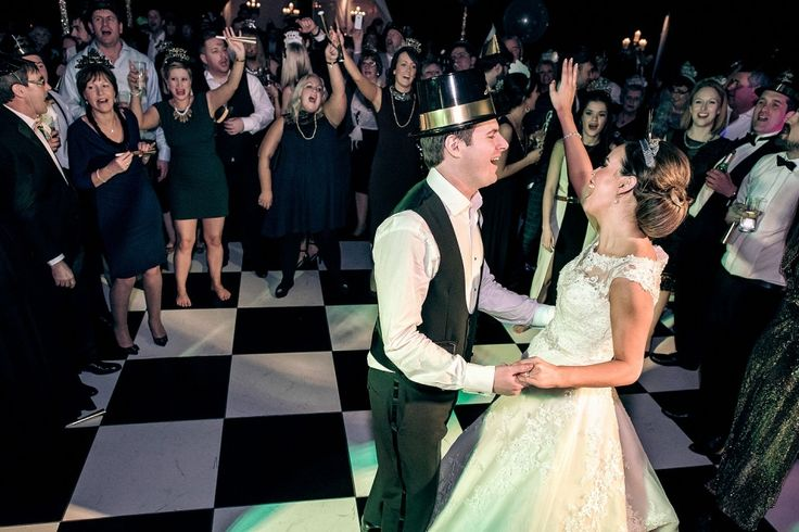 New Year's Eve Wedding at Hillbark Hotel Wirral - Shaun Taylor Photography | Derbyshire Wedding Photographer