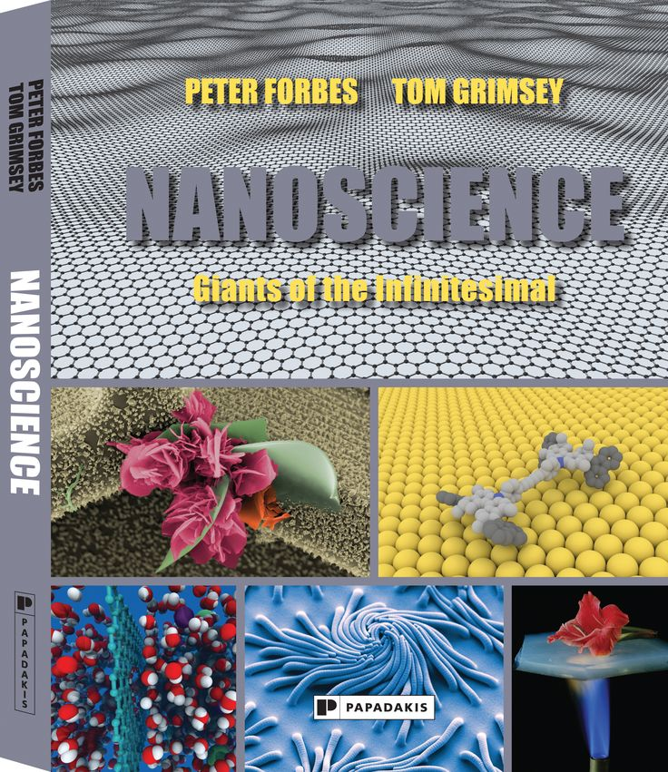 NanoScience – Giants of the Infinitesimal by Peter Forbes and Tom Grimsey