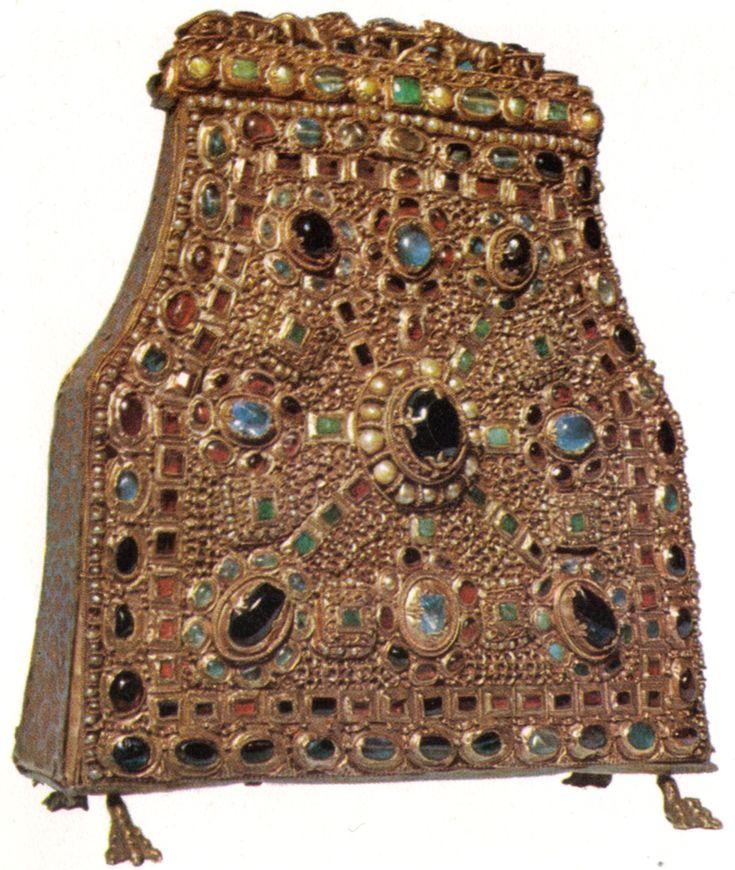 Reliquiario del dente di San Giovanni Battista, Monza, Museo e tesoro del Duomo di Monza