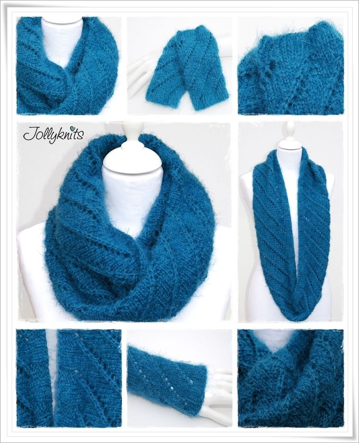 CAREZZA Strickanleitung Loop / Cowl knitting pattern