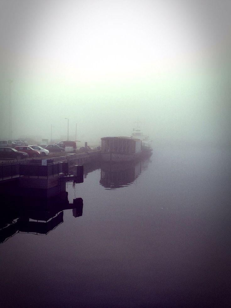 Early morning #Copenhagen #fog #morning