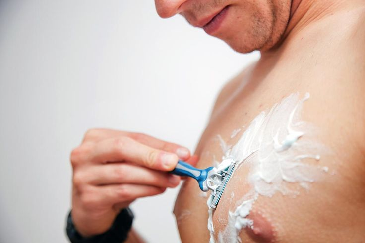 To Shave or Not: The Basics of Chest Hair Removal - http://www.primandprep.com/chest-hair-removal/