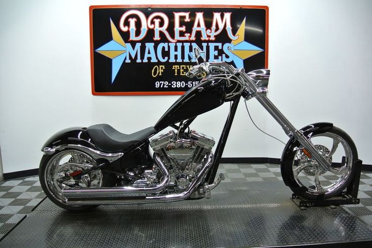 Check out this 2016 K-9 Chopper Motorcycle For Sale - Dream Machines of Texas Dealership in Farmers Branch, Texas 75234. Browse thousands of local Motorcycles for sale on BoatsAndCycles.com
