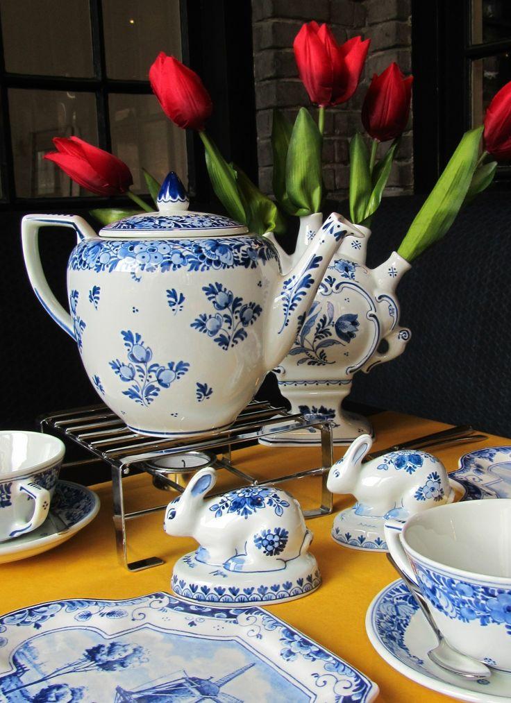 Easter High Tea @Royal Delft. Don't forget to make a reservation: http://www.royaldelft.com/newsdet.asp?gid=10066&myid=66&newsid=5&menu=3&filter=&return=static