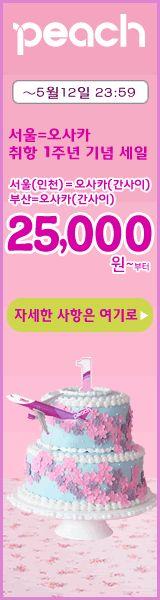 Peach Airline Banner Online Ads_160x600