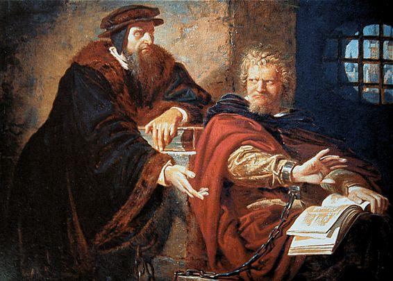 Michael Servetus Trinity