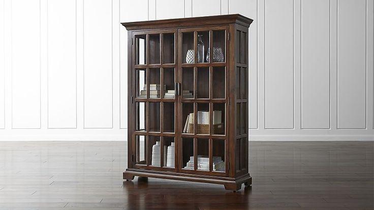 Barnstone Cabinet | Crate and Barrel