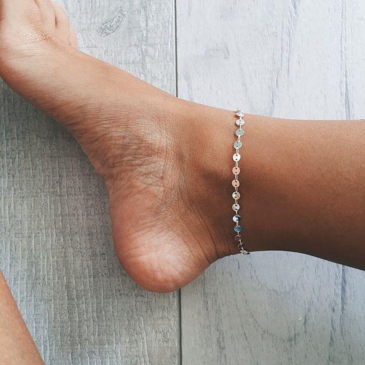 Celestial Anklet