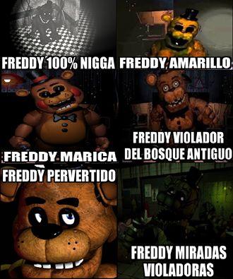 memes de fnaf en español latino