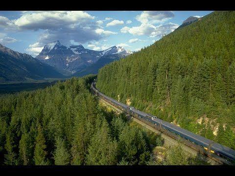 Mighty Trains: The Via Rail Canadian - YouTube