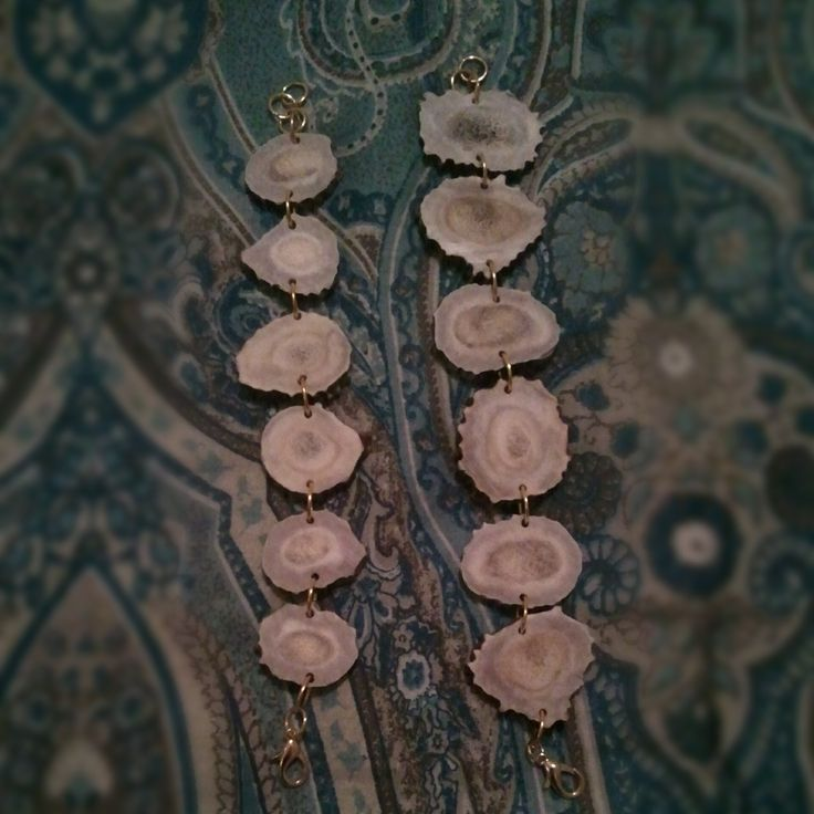 Antler bracelets
