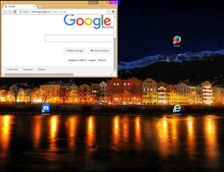 Startup speed - Maxthon, IExplorer, Firefox and Chrome