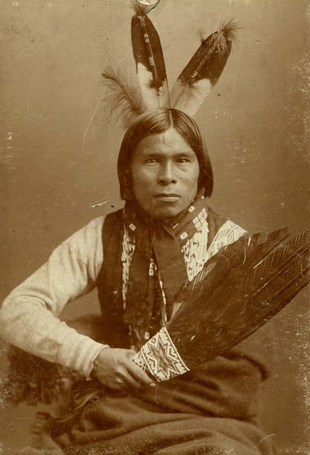 Paapiisikita (Kickapoo), 1894, via Flickr.