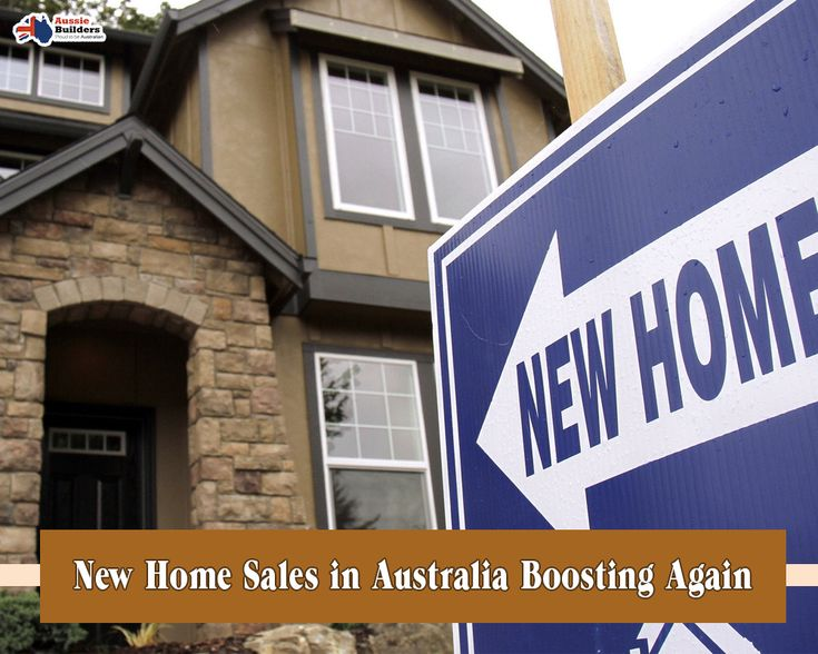 New home sales in Australia boosting again. Read the complete news from here...