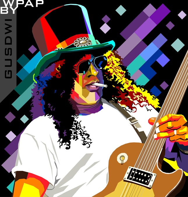 Indo Pop: 17 Best Images About WPAP Art Vector From Indonesia On