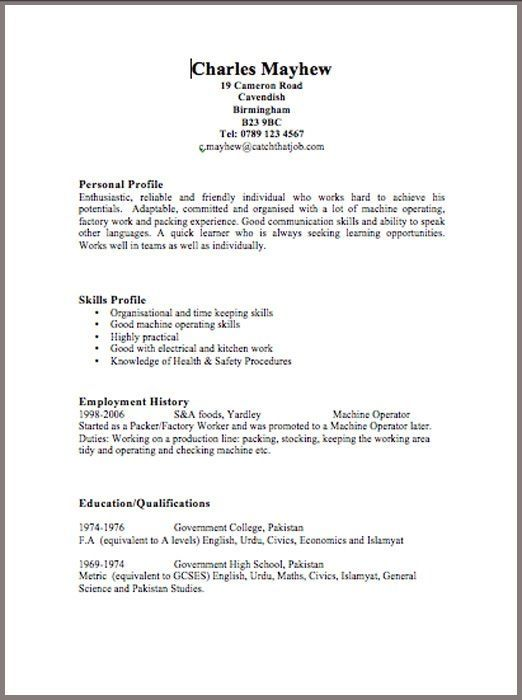 Free Resume Templates Uk Resume Template Examples Simple Template Beautiful