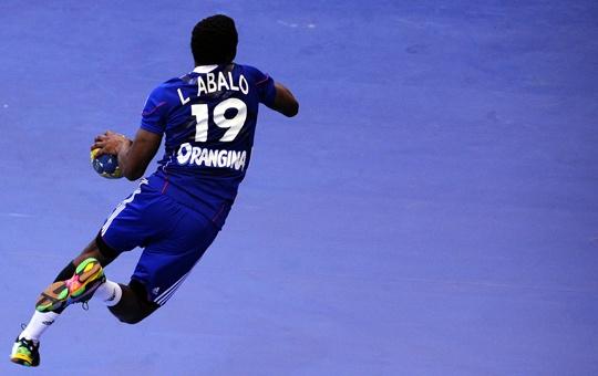 Luc Abalo, EF Handball
