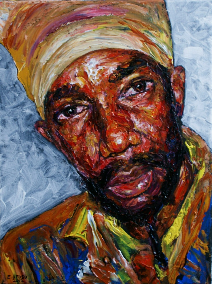 Sizzla Kalonji - Sizzla Kalonji - Reggae (Artist - Edward Ofosu)...one of my favourite concious Reggae artists...