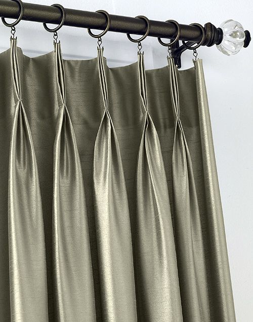 Best 25 Pinch Pleat Curtains Ideas On Pinterest Sheer