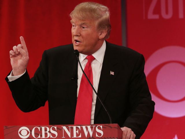 'Disgrace': Donald Trump rips national Republican Party after getting booed at debate
