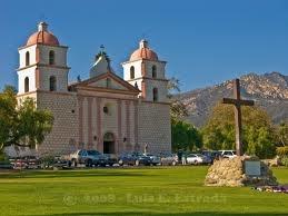Santa Barbara Mission  Santa Barbara, CA
