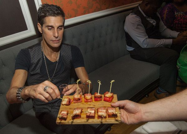 Perry Farrell kicks off Lollapalooza with Dobel Tequila at Nellcote on July 30, 2015 in Chicago, Illinois.
