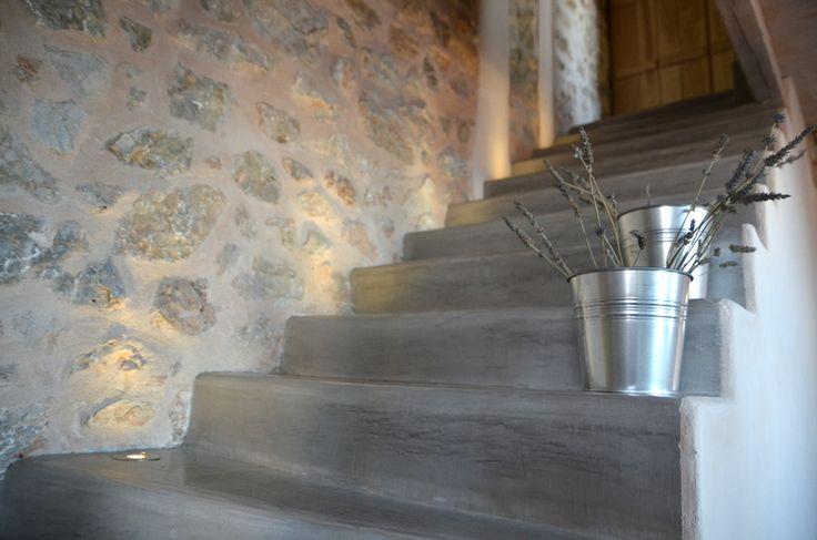 Lava Plaster by PROLAT www.prolat.gr