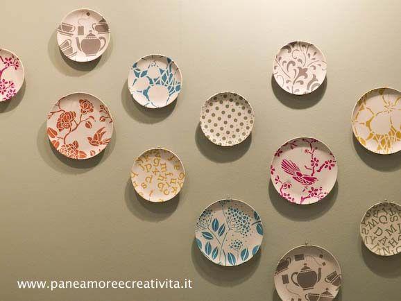 Idee per la decorazione della casa nell'Atelier Home Decor di Abilmente - Pane, Amore e Creatività | Pane, Amore e Creatività