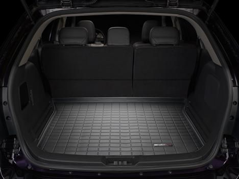 2013 Ford Edge Cargo Liner by WeatherTech. Designed to custom fit the rear area of your vehicle, and is available in black, tan or grey colors, as well as in various model years.