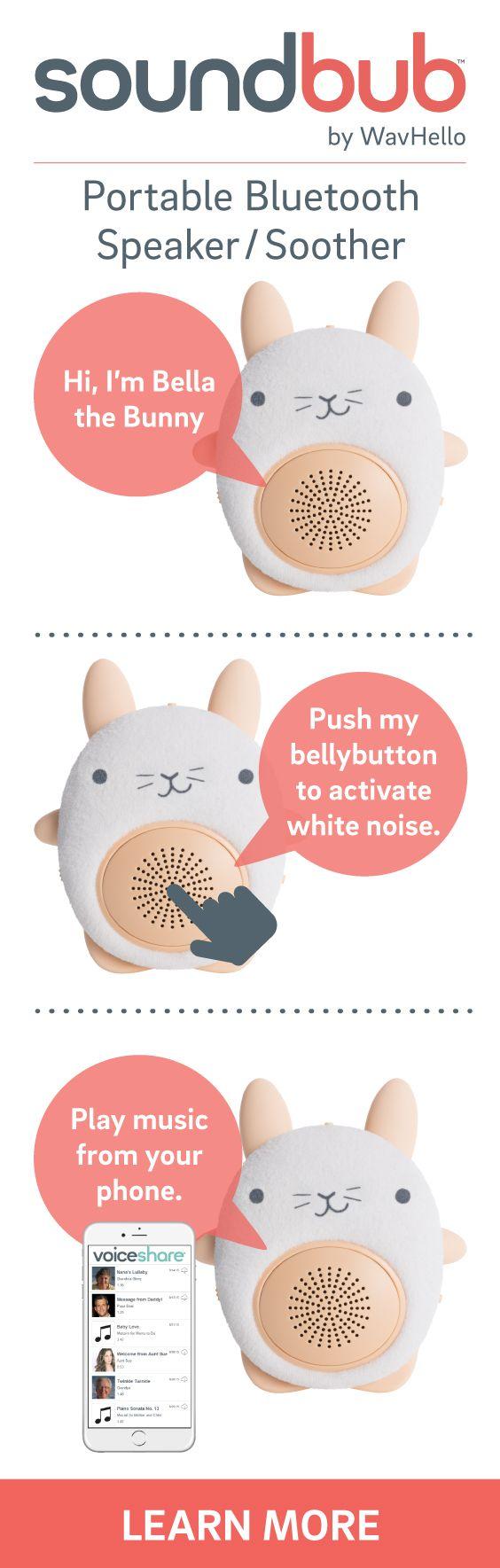 white noise machine toddler