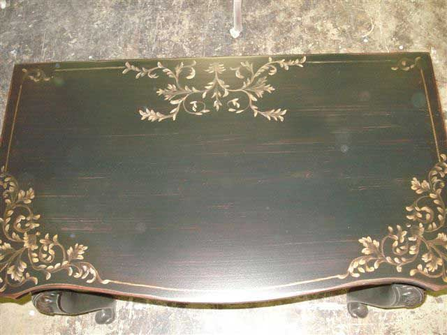 Painted Coffee Table Ideas Hand Painted Table Ideas .